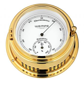 WEMPE Thermo- Hygrometer Ø 150 mm